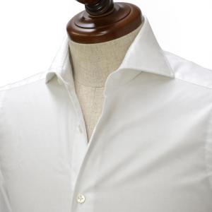 ノベルティー付き BARBA CULTO【バルバ クルト】ツイルシャツ K1U73HPZ1900U cotton WHITE(コットン ホワイト)|cinqueclassico