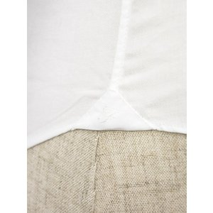 Finamore【フィナモレ】シャツ PIERO VERONA 840200 1 コットン ツイル ホワイト|cinqueclassico|06