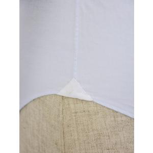 Finamore【フィナモレ】シャツ PIERO VERONA 840200 5 コットン ツイル サックスブルー|cinqueclassico|06