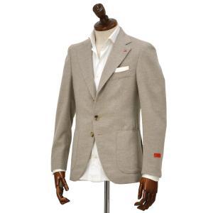 ISAIA【イザイア】 シングルジャケット 84177 330 8C SAILOR セイラー ウール  ベージュ|cinqueclassico