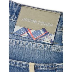 JACOB COHEN【ヤコブコーエン】デニム J622 01369W3-5101 003 コットンストレッチ ブルー cinqueclassico 06