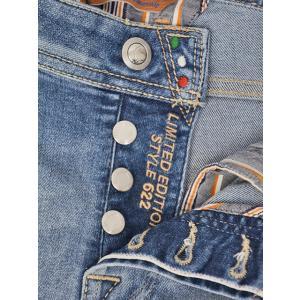 JACOB COHEN【ヤコブコーエン】デニム J622 08792W3-5103 003 Limited Edition リミテッドエディション コットン ストレッチ ブルー|cinqueclassico|07