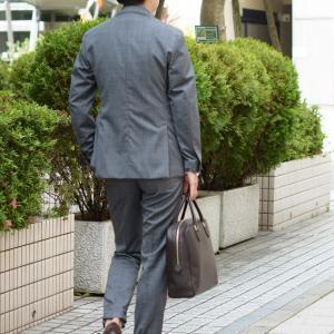 LARDINI【ラルディーニ】シングルスーツ ROW JM47005AQ EERP50490 43 ウール ピンドット グレー|cinqueclassico|12