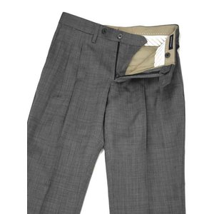 LARDINI【ラルディーニ】シングルスーツ ROW JM47005AQ EERP50490 43 ウール ピンドット グレー|cinqueclassico|08