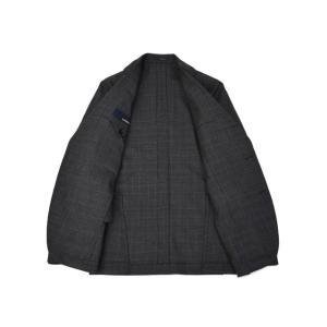 LARDINI【ラルディーニ】シングルスーツ JN0883AQ RP51494 1 ウール チェック グレー cinqueclassico 03
