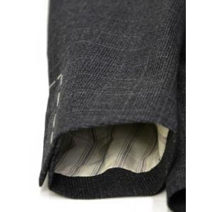 LARDINI【ラルディーニ】シングルスーツ JN0883AQ RP51494 1 ウール チェック グレー cinqueclassico 06