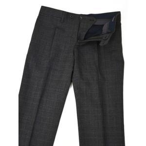 LARDINI【ラルディーニ】シングルスーツ JN0883AQ RP51494 1 ウール チェック グレー cinqueclassico 08