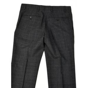 LARDINI【ラルディーニ】シングルスーツ JN0883AQ RP51494 1 ウール チェック グレー cinqueclassico 09