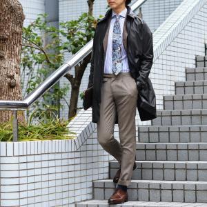 LARDINI【ラルディーニ】 シングルジャケット JP0526AQ RP52593 12  ウール コットン リネン メランジ ブラウン|cinqueclassico|10