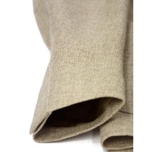 LARDINI【ラルディーニ】 シングルジャケット JP0903AQ EGA52527 9  EASY ウール リネン メランジ ベージュ|cinqueclassico|06