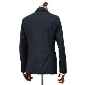 LARDINI【ラルディーニ】シングルスーツ JP086AQ EGC52416 4 EASY コットン ネイビー|cinqueclassico|02