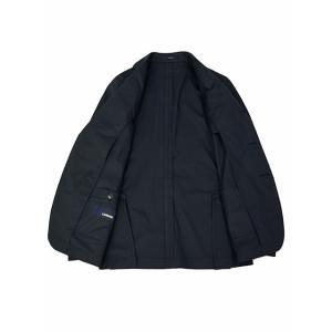 LARDINI【ラルディーニ】シングルスーツ JP086AQ EGC52416 4 EASY コットン ネイビー|cinqueclassico|03
