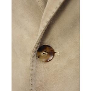 LARDINI【ラルディーニ】 シングルジャケット JPLJK2 EG52070 420 シープスキン ベージュ cinqueclassico 05