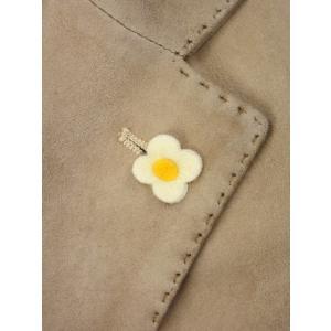 LARDINI【ラルディーニ】 シングルジャケット JPLJK2 EG52070 420 シープスキン ベージュ cinqueclassico 06