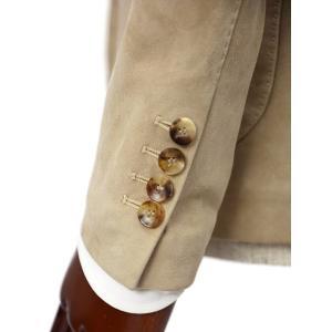 LARDINI【ラルディーニ】 シングルジャケット JPLJK2 EG52070 420 シープスキン ベージュ cinqueclassico 08