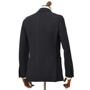 先行販売 早得 【袖修理無料】LARDINI【ラルディーニ】 シングルジャケット JQ319AQ28 ILR53209 851WS  カシミヤ ネイビー|cinqueclassico|02