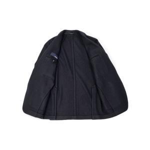 先行販売 早得 【袖修理無料】LARDINI【ラルディーニ】 シングルジャケット JQ319AQ28 ILR53209 851WS  カシミヤ ネイビー|cinqueclassico|03