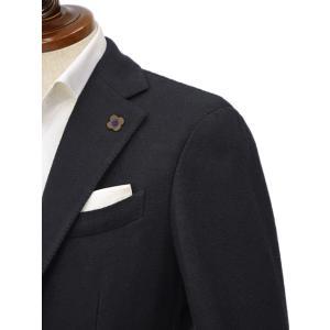 先行販売 早得 【袖修理無料】LARDINI【ラルディーニ】 シングルジャケット JQ319AQ28 ILR53209 851WS  カシミヤ ネイビー|cinqueclassico|04