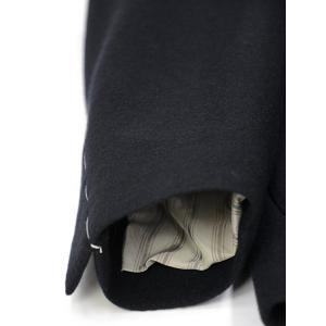 先行販売 早得 【袖修理無料】LARDINI【ラルディーニ】 シングルジャケット JQ319AQ28 ILR53209 851WS  カシミヤ ネイビー|cinqueclassico|06