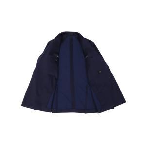 LARDINI【ラルディーニ】 ダブルジャケット JQ655AQY ILRP53597 2  ウール ネイビー cinqueclassico 03