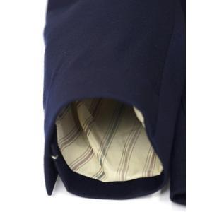 LARDINI【ラルディーニ】 ダブルジャケット JQ655AQY ILRP53597 2  ウール ネイビー cinqueclassico 07