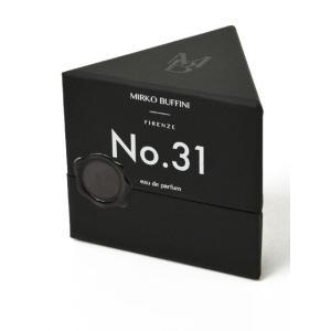 MIRKO BUFFINI【ミルコ ブッフィーニ】EAU DE PARFUM No.31 30ml(オードパルファム 香水 トレントゥーノ)|cinqueclassico|03