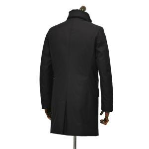 MOORER【ムーレー】スタンドカラーダウンコート PERRY GF NERO ポリエステル ブラック|cinqueclassico|03