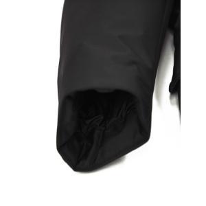MOORER【ムーレー】スタンドカラーダウンコート PERRY GF NERO ポリエステル ブラック|cinqueclassico|09