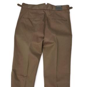 TAGLIATORE【タリアトーレ】ダブルスーツ G-DARREL P-BRENT 24UEZ084 M3086 コットン ソラーロ ブラウン|cinqueclassico|09