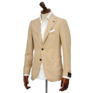 TAGLIATORE【タリアトーレ】シングルジャケット G-DAKAR 19UIG016 A1102 ダカール ベージュ|cinqueclassico