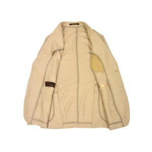 TAGLIATORE【タリアトーレ】シングルジャケット G-DAKAR 19UIG016 A1102 ダカール ベージュ|cinqueclassico|03