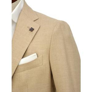 TAGLIATORE【タリアトーレ】シングルジャケット G-DAKAR 19UIG016 A1102 ダカール ベージュ|cinqueclassico|04