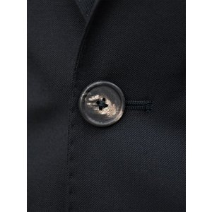 先行販売 早得 【袖修理無料】15周年ノベルティー付き  TAGLIATORE【タリアトーレ】シングルスーツ 3SVJ22B11  N3144 ヴァージンウール  ブラック|cinqueclassico|05