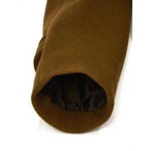 TAGLIATORE【タリアトーレ】ニーレングス ダブルベルテッドコート RIPA 35UIC072 M448 カシミア ブラウン cinqueclassico 06