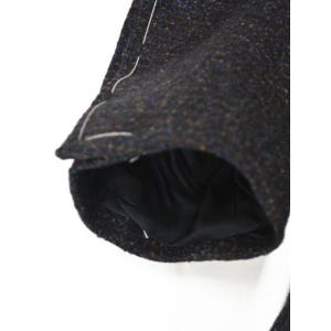 TAGLIATORE【タリアトーレ】シングルジャケット 1SMC22K 07UIK125 M1039 MONTECARLO モンテカルロ ブラウン×ネイビー|cinqueclassico|08