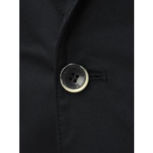 SOLIDO【ソリード】 シングルジャケット TALLIO コットン ナイロン ストレッチ  ブラック|cinqueunaltro|05