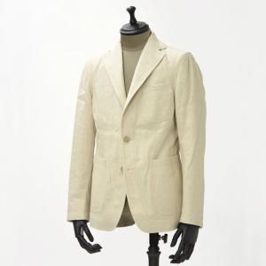 THE GIGI【ザ ジジ】 シングルジャケット ANGIE B003 1 リネン コットン オフホワイト|cinqueunaltro
