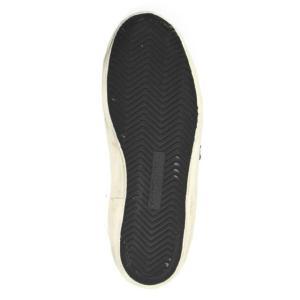 【送料無料】PHILIPPE MODEL【フィリップモデル】  スニーカー Classic Veau CLLU VU06  leather WHITE BLACK(レザー ホワイト ブラック)|cinqueunaltro|03