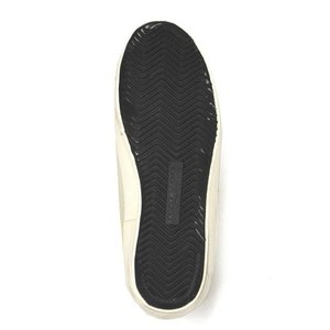 【送料無料】PHILIPPE MODEL【フィリップモデル】 ハイカットスニーカー BIKE HIGH METALLIC BIHU MC23 crack leather WHITE SILVER(ひび割れレザー ホワイト) cinqueunaltro 04