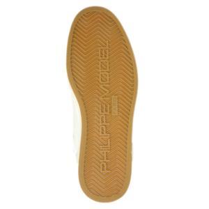 PHILIPPE MODEL【フィリップモデル】  スニーカー Lakers Veau LKLU VX15  leather ホワイト ブラック|cinqueunaltro|03