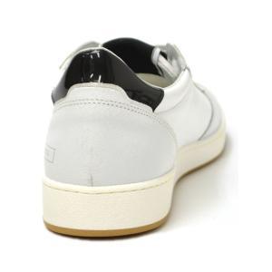 PHILIPPE MODEL【フィリップモデル】  スニーカー Lakers Veau LKLU VX15  leather ホワイト ブラック|cinqueunaltro|05