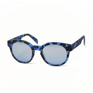 ITALIA INDEPENDENT【イタリア インデペンデント】サングラス 0909 141 rubber camouflage  BLUE(ラバー カモフラージュ ブルー)|cinqueunaltro