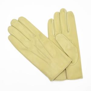 MEROLA【メローラ】手袋/グローブ ME429002 10 lamb leather CREAM( ラムレザー クリーム)|cinqueunaltro