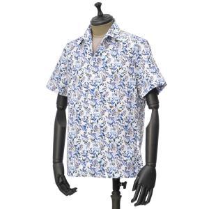 Massimo d'Augusto【マッシモダウグスト】カジュアルシャツ 5325 LEO 40 コットン|cinqueunaltro
