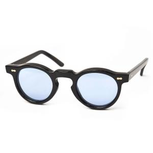 THE BESPOKE DUDES EYEWEAR【ザ ビスポーク デュース アイウェア】サングラス 49WEBLBG7007 WELT プラスティック ブラック|cinqueunaltro
