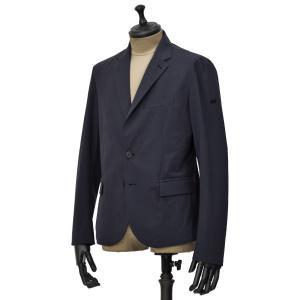 DUNO【デュノ】シングルジャケット 1109 JOSHUA3 0800 ナイロン ポリウレタン ネイビー|cinqueunaltro
