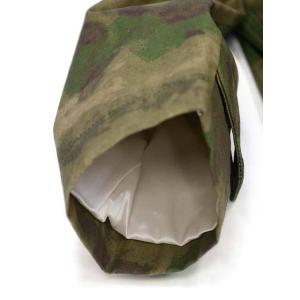 FORTELA【フォルテラ】ステンカラーコート MC-47 00216 GREEN カモフラージュ グリーン ベージュ|cinqueunaltro|07