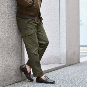 F.LLI Giacometti【フラテッリ ジャコメッティ】タッセルスリッポン  FG450  スエード  ダークブラウン cinqueunaltro 10