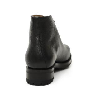 F.LLI Giacometti【フラテッリ ジャコメッティ】モンキーブーツ FG496 ゴートスキン ブラック|cinqueunaltro|05