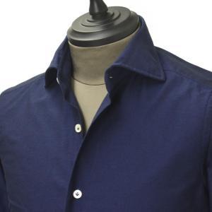 Giannetto【ジャンネット】カジュアルシャツ SLIM FIT 7G14630L81 009 コットン オックスフォード ネイビー cinqueunaltro